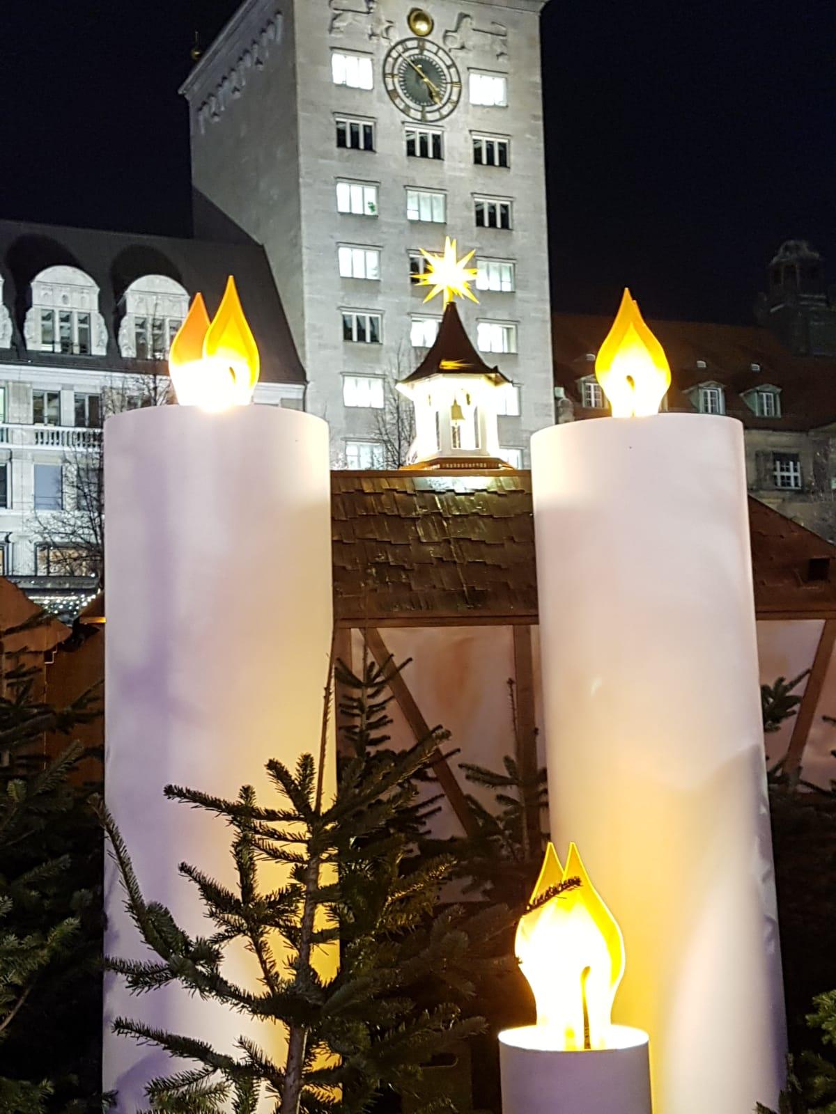 Advent in Leipzig