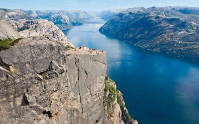 Schnell mal Norwegen