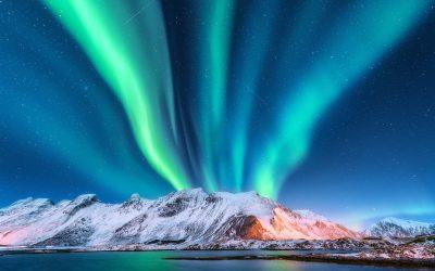 Island ein Wintermärchen
